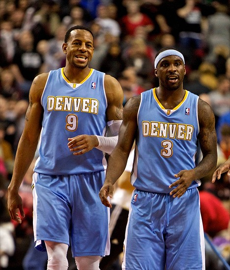 Tar Heels In The NBA: Ty Lawson And The Denver Nuggets Are