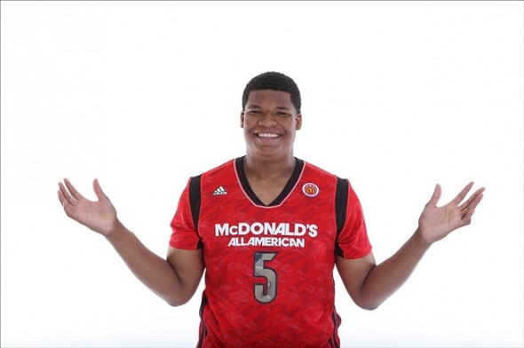 High School Basketball: McDonald