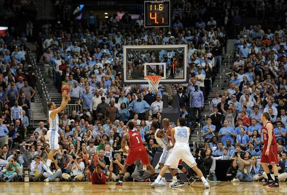 NCAA Basketball: ACC Tournament-North Carolina State vs North Carolina