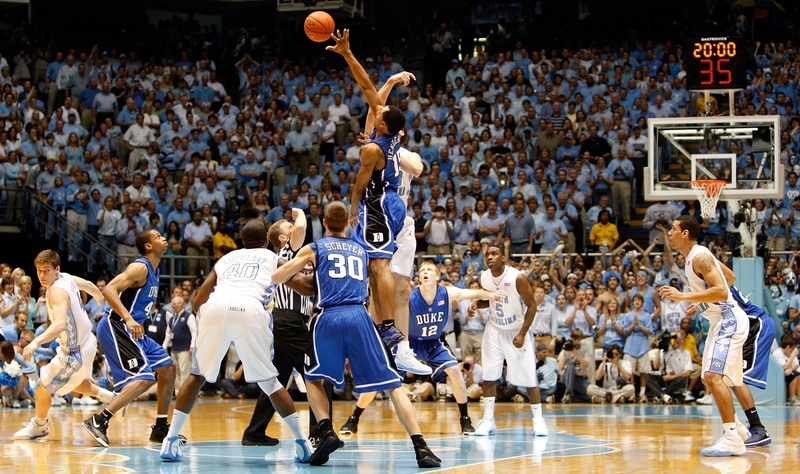 It Is All About Basketball History Of Game: UNC Basketball: 11 Historical Games And Moments Against