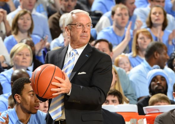 NCAA Basketball: Notre Dame at North Carolina
