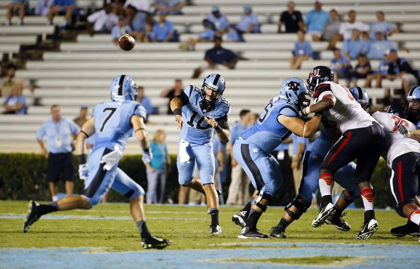 Countdown To Kickoff: 2015 UNC Offensive Line Preview