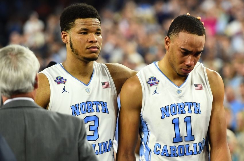 UNC Basketball: Tar Heels emotional press conference ...