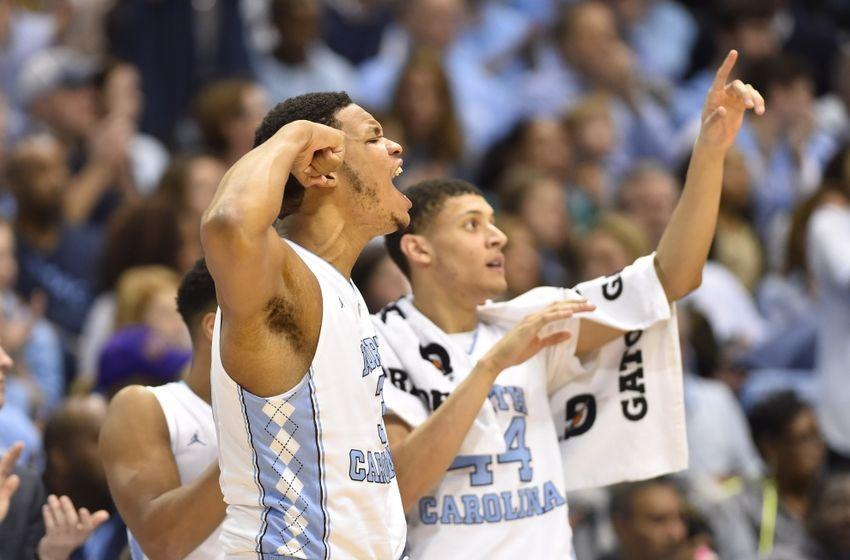 Jan 30, 2016; Chapel Hill, NC, USA; North Carolina Tar Heels forward ...
