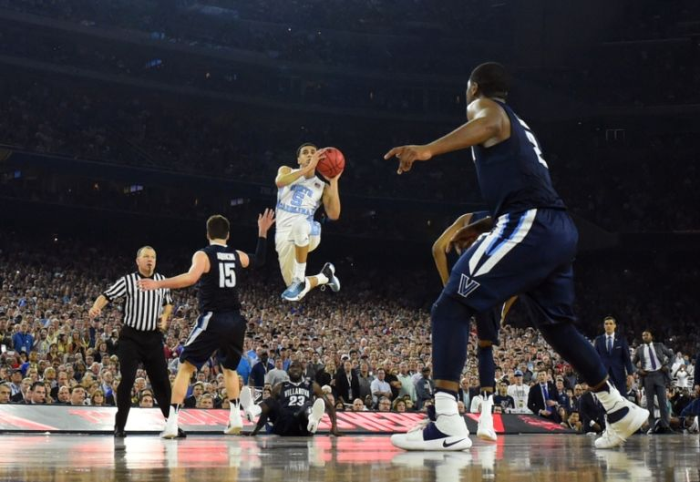 UNC/Nova NCAA championship game nominated for an ESPY
