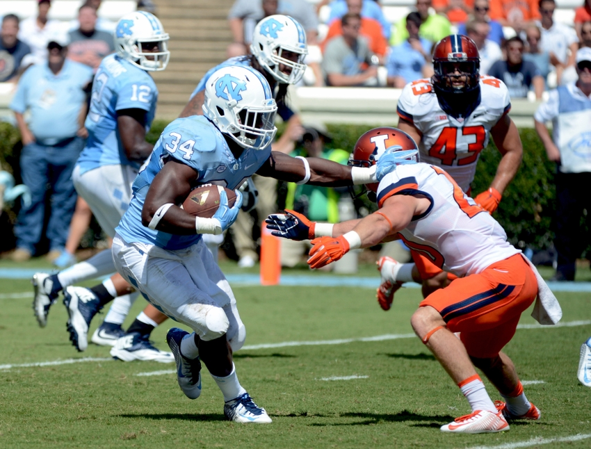 e2282b45f UNC Football  5 Keys To Victory vs. Illinois