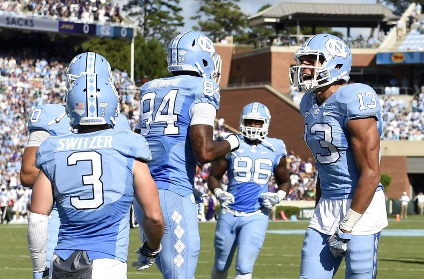 Tar Heels Football  3 Things UNC Must Do To Beat Virginia Tech  384e33902