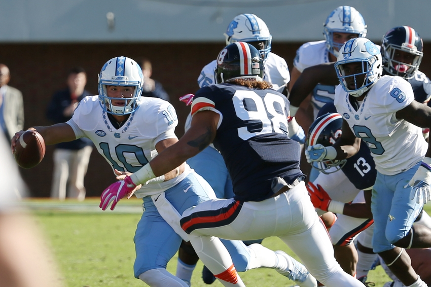 c3e1caf6f0c UNC gets its second-straight win as they maintain pace in the ACC Coastal  Division. But what did we learn?