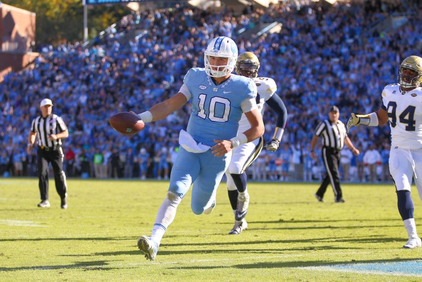 UNC Football: Mitch Trubisky on the way out at UNC?