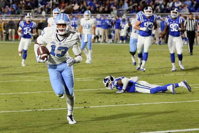 UNC Football: 3 key stats from Thursday's loss at Duke