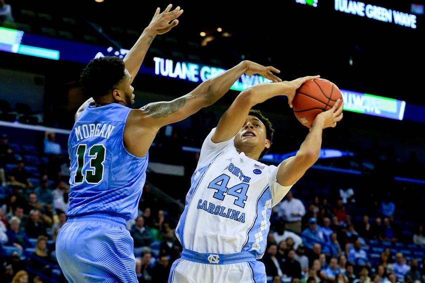 UNC Basketball: Justin Jackson powers Tar Heels past Green Wave | FOX ...