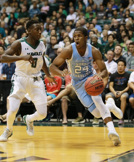 UNC Basketball: Kenny Williams Playing Well, Making A Name