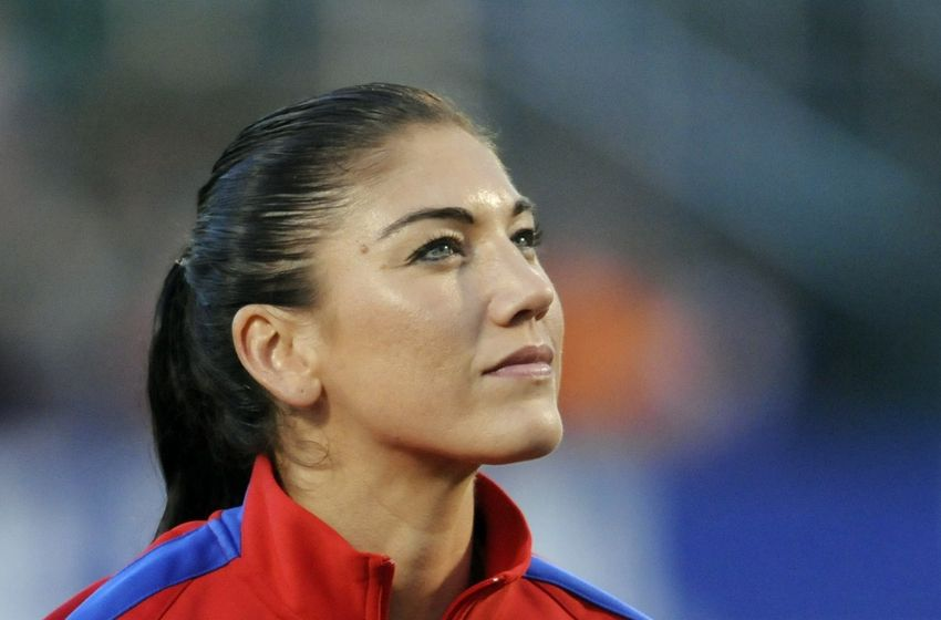 Hope Solo keith olbermann