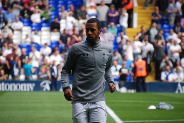 Mousa Dembele scored against Norwich last season [Photo: Jav The_DoC_66]
