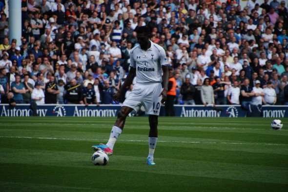 Emmanuel Adebayor - is he up for the challenge? [Photo: Jav The_DoC_66]