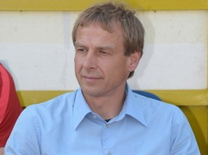 USA coach Jurgen Klinsmann. Mandatory Credit: Kirby Lee-USA TODAY Sports