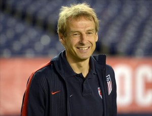 Jurgan Klinsmann signed for Tottenham on 29th July, 1994. Mandatory Credit: Kirby Lee-USA TODAY Sports