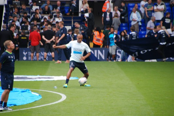 Younes Kaboul - could he start at Everton? [Photo: Jav The_DoC_66]