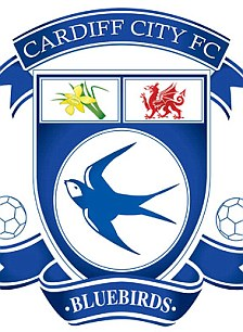 Cardiff's old badge