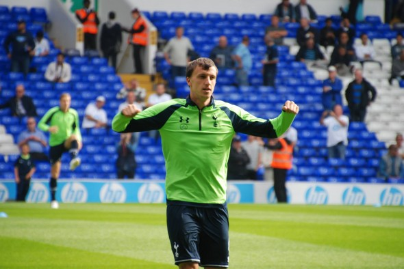 Another impressive display from Vlad Chiriches [Photo: Jav The_DoC_66]