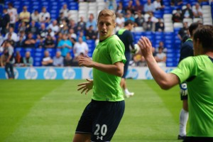 Michael Dawson scored first goal [Photo: Jav The_DoC_66]