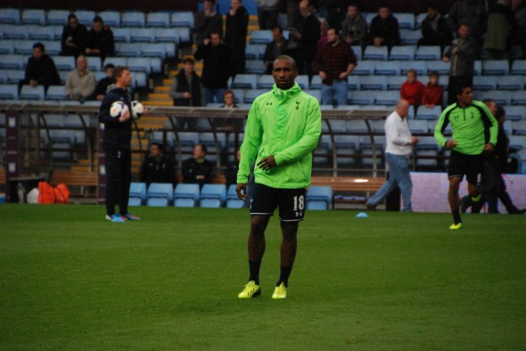 Jermain Defoe - never misses an England call-up. [Photo: Jav The_DoC_66]