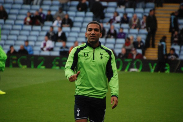 Aaron Lennon scored against Liverpool last season [Photo: Jav The_DoC_66]