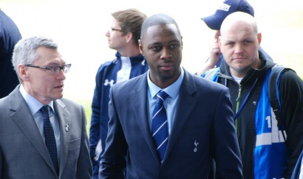 Ledley King - supreme central defender [Photo: Jav The_DoC_66]