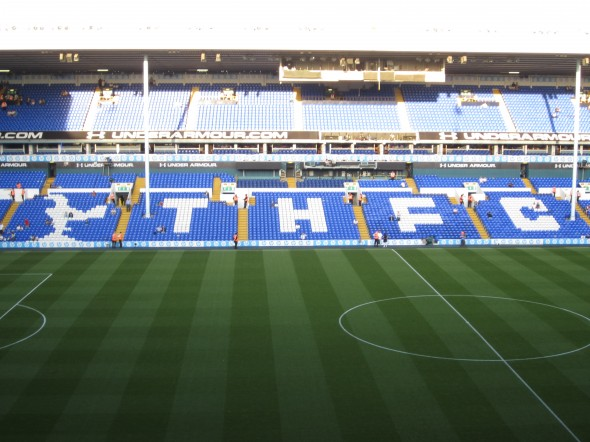White Hart Lane [Photo: Logan Holmes]