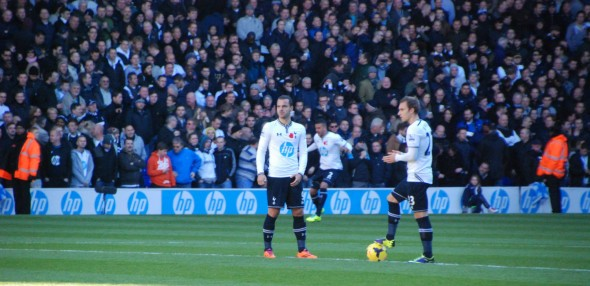Eriksen and Soldado could play against Anzhi [Photo: Jav The_DoC_66]