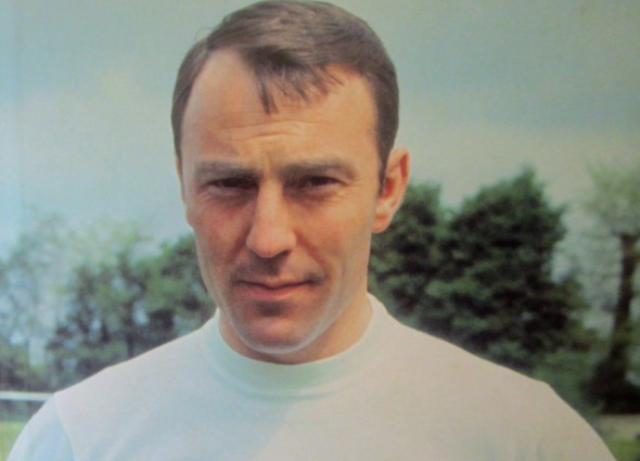 Jimmy Greaves [Photo: Logan Holmes]