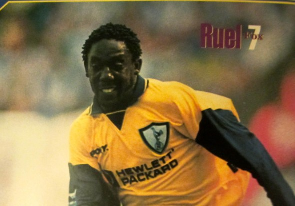Ruel Fox [Photo: Logan Holmes]