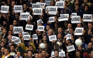 Judas [Photo: tottenhamblog.com]
