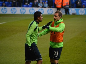 Paulinho and Christian Eriksen [Photo: Jav The_DoC_66]
