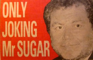 Alan Sugar [Photo: Logan Holmes]