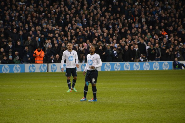 Jermain Defoe and Aaron Lennon [Photo: Jav The_DoC_66]