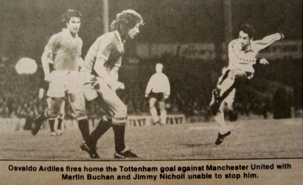 Ossie Ardiles Cup goal at WHL [Photo: Logan Holmes]