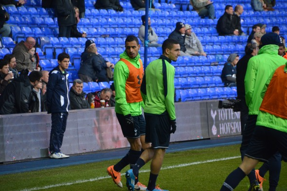 Nabil Bentaleb v WBA [Photo: Jav The_DoC_66]