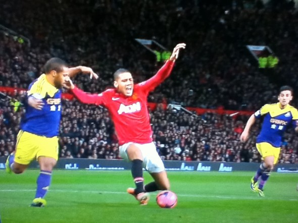 Smalling dive [Photo: Alan Hill]