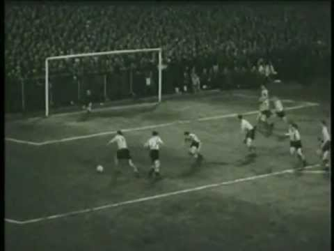 Norwich shot but John Hollowbread makes a save in the first half [Photo: Youtube]