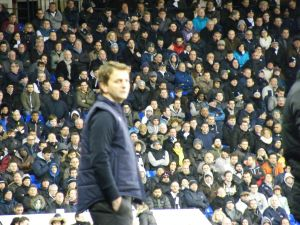 Tim Sherwood [Photo: Alan Hill]