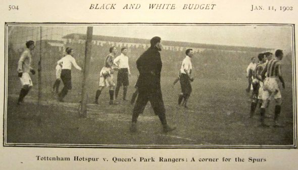 Tottenham v QPR (1902) [Photo: Logan Holmes]