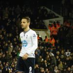 Roberto Soldado [Photo: Alan Hill]