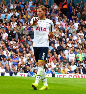 Tottenham - Jan Vertonghen [Photo: Alan Hill]
