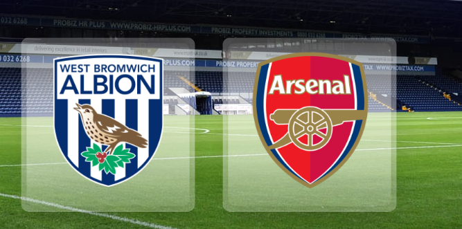 West Bromwich - Arsenal