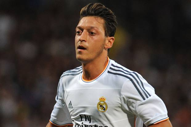 Mesut Ozil completed a club record £42.4m move to Arsenal last night. Pic: SoccerLens