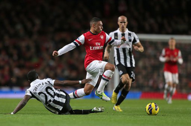 Arsenal Vs Newcastle: Soccer : Betfair Trading Strategies From Bet Angel