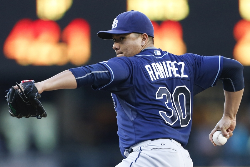 Erasmo-ramirez-mlb-tampa-bay-rays-seattle-mariners