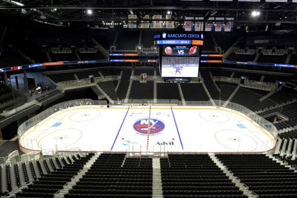 NY Islanders at Barclays Center