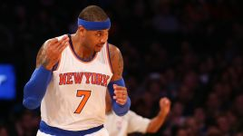 Knicks Avoid Embarrassment, Hand Philadelphia 76ers 13th Straight Loss To Start Season